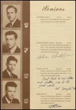 1939 Lakeside School Yearbook Page 10 & 11