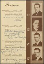 1939 Lakeside School Yearbook Page 12 & 13