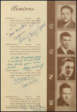 1939 Lakeside School Yearbook Page 14 & 15
