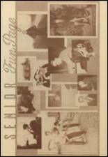 1939 Lakeside School Yearbook Page 16 & 17