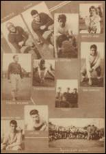 1939 Lakeside School Yearbook Page 32 & 33