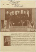 1939 Lakeside School Yearbook Page 34 & 35