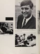 1968 Moeller High School Yearbook Page 10 & 11