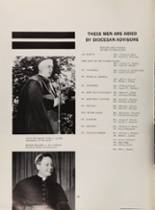 1968 Moeller High School Yearbook Page 14 & 15