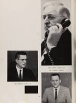 1968 Moeller High School Yearbook Page 22 & 23