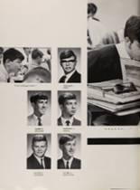 1968 Moeller High School Yearbook Page 50 & 51