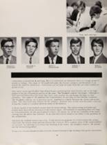 1968 Moeller High School Yearbook Page 52 & 53