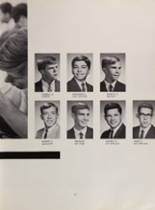 1968 Moeller High School Yearbook Page 54 & 55