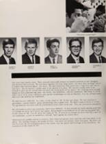 1968 Moeller High School Yearbook Page 68 & 69