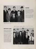 1968 Moeller High School Yearbook Page 98 & 99