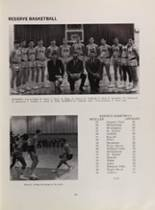 1968 Moeller High School Yearbook Page 132 & 133