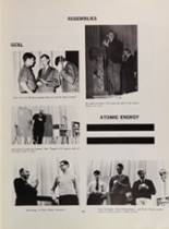 1968 Moeller High School Yearbook Page 154 & 155