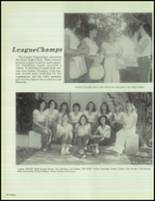 1980 Huntington Beach High School Yearbook Page 42 & 43