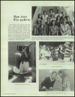 1980 Huntington Beach High School Yearbook Page 50 & 51