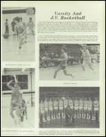 1980 Huntington Beach High School Yearbook Page 96 & 97