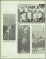 1980 Huntington Beach High School Yearbook Page 104 & 105