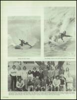 1980 Huntington Beach High School Yearbook Page 106 & 107