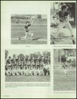 1980 Huntington Beach High School Yearbook Page 110 & 111