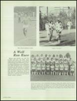 1980 Huntington Beach High School Yearbook Page 116 & 117