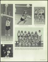 1980 Huntington Beach High School Yearbook Page 124 & 125