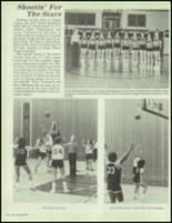 1980 Huntington Beach High School Yearbook Page 126 & 127