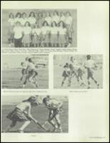 1980 Huntington Beach High School Yearbook Page 128 & 129