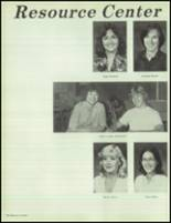 1980 Huntington Beach High School Yearbook Page 154 & 155