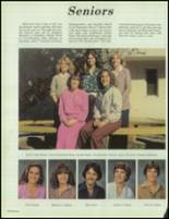 1980 Huntington Beach High School Yearbook Page 166 & 167