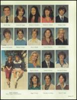 1980 Huntington Beach High School Yearbook Page 180 & 181