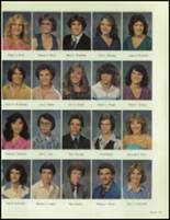 1980 Huntington Beach High School Yearbook Page 196 & 197