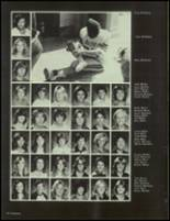 1980 Huntington Beach High School Yearbook Page 256 & 257
