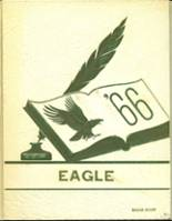 1966 Yearbook Alvo-Eagle High School