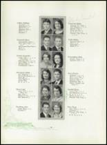 1932 Porterville High School Yearbook Page 24 & 25
