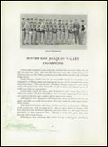 1932 Porterville High School Yearbook Page 46 & 47
