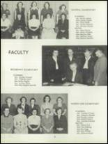 1952 Depew High School Yearbook Page 12 & 13