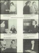 1952 Depew High School Yearbook Page 16 & 17