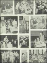 1952 Depew High School Yearbook Page 18 & 19