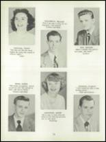 1952 Depew High School Yearbook Page 28 & 29