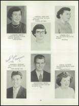 1952 Depew High School Yearbook Page 30 & 31