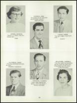 1952 Depew High School Yearbook Page 32 & 33
