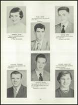 1952 Depew High School Yearbook Page 34 & 35