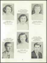 1952 Depew High School Yearbook Page 36 & 37