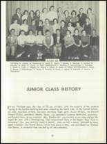 1952 Depew High School Yearbook Page 42 & 43