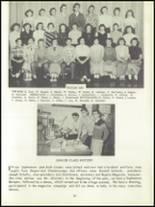 1952 Depew High School Yearbook Page 44 & 45