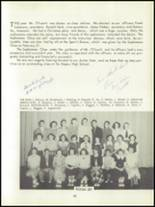 1952 Depew High School Yearbook Page 52 & 53
