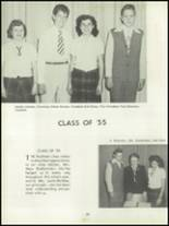 1952 Depew High School Yearbook Page 54 & 55