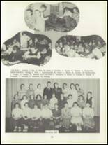 1952 Depew High School Yearbook Page 56 & 57