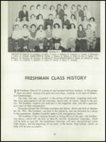 1952 Depew High School Yearbook Page 58 & 59