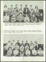 1952 Depew High School Yearbook Page 60 & 61
