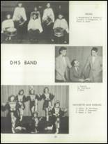 1952 Depew High School Yearbook Page 68 & 69